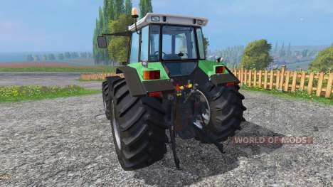 Deutz-Fahr AgroStar 6.61 v0.5 для Farming Simulator 2015