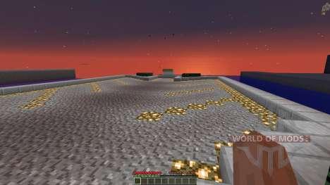 Injustice для Minecraft