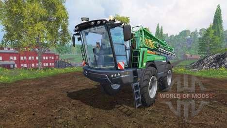 Amazone Pantera 4502 v1.2 для Farming Simulator 2015