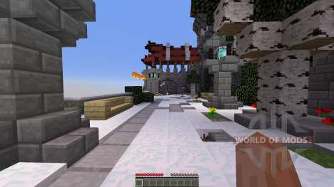 Coldcroth Province of Bone and Scale для Minecraft