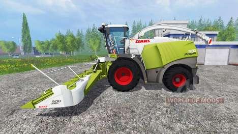 CLAAS Jaguar 980 [Orbis 900] для Farming Simulator 2015