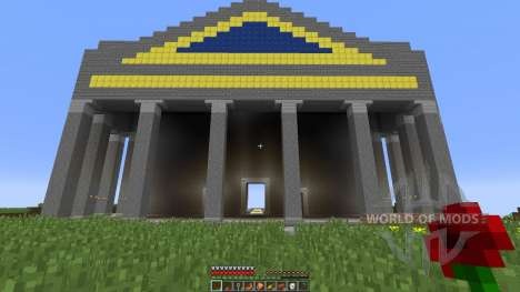 Mansion для Minecraft