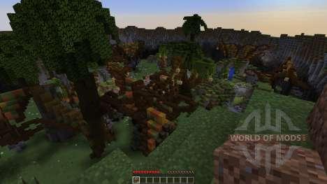 Fantasy KitPVP для Minecraft