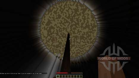 Parkour towers для Minecraft