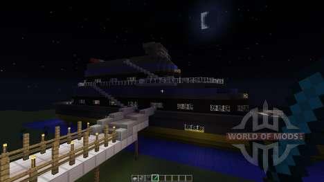 Working Light-House для Minecraft