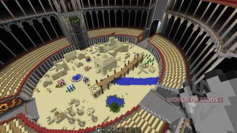 Massive PvP Arena для Minecraft