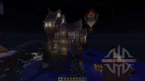 Medieval Fantasy Mansion V.2 для Minecraft