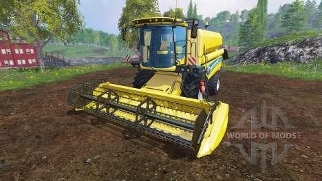 New Holland TC5.90 для Farming Simulator 2015