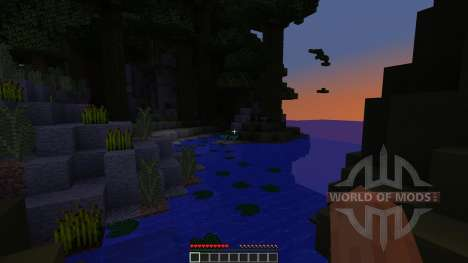 TERAMIA для Minecraft