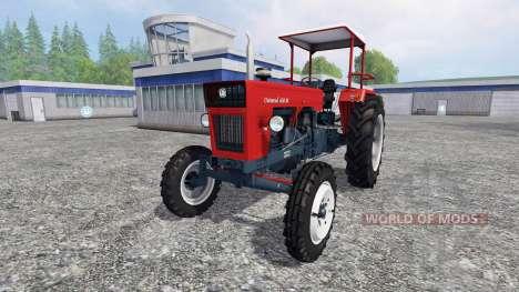 UTB Universal 650M v2.0 для Farming Simulator 2015