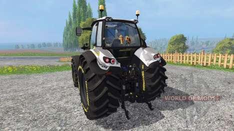 Deutz-Fahr Agrotron 7250 Minion для Farming Simulator 2015