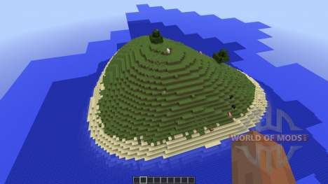 Survival Island 15 Challenges для Minecraft