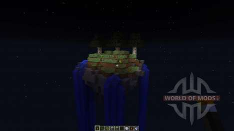 Hovering Survival Island для Minecraft