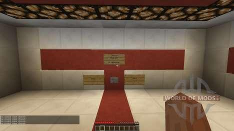 RETRACE - A revolutionary minecraft maze для Minecraft