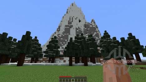 Cylinder Survival для Minecraft