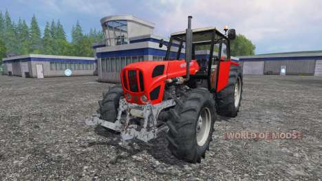 Ursus 1224 [red] для Farming Simulator 2015