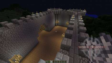 Awesome Castle new для Minecraft