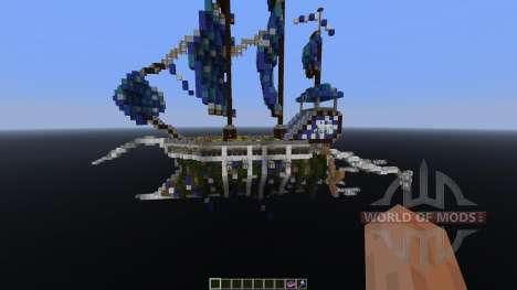 Captain Biasss Fantasy Ship для Minecraft