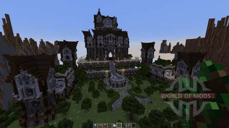 Valley of the Paladins для Minecraft
