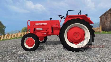 McCormick D430 для Farming Simulator 2015