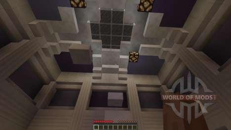 MPBuild PVP MPRush для Minecraft