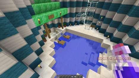 Night Club: Big Splash для Minecraft