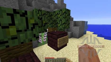 Crash Bandicoot new для Minecraft