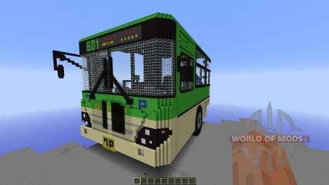 Bus для Minecraft