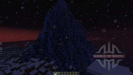 Zesk world large для Minecraft