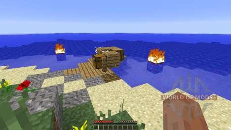 Survival Map Lone Survivor для Minecraft
