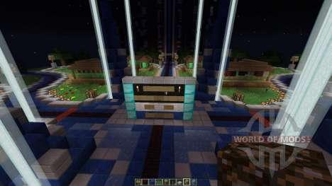 Dazzling Survival Spawn для Minecraft