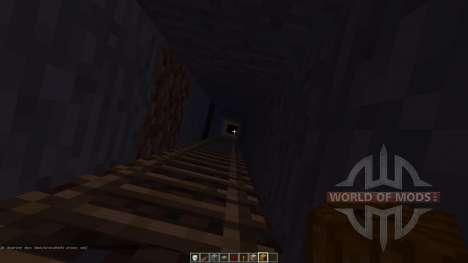 Horror map для Minecraft