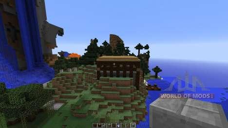 Cabin in the Woods new для Minecraft