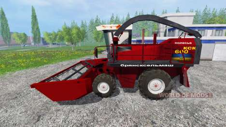 КСК-600 для Farming Simulator 2015