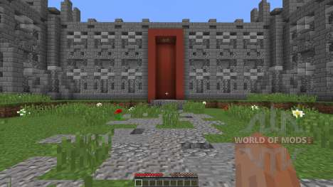 Aegis для Minecraft