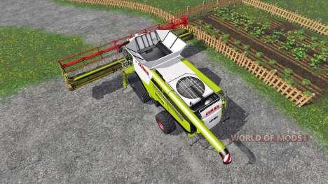 CLAAS Lexion 780 [full washable] для Farming Simulator 2015