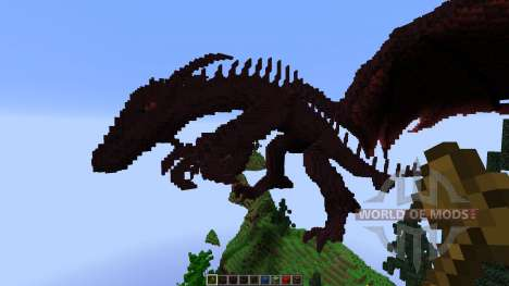 Dragon Fortress для Minecraft