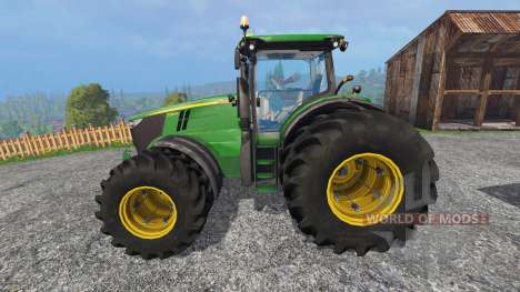 John Deere 7280R для Farming Simulator 2015
