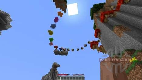EPIC Jump Parkour для Minecraft