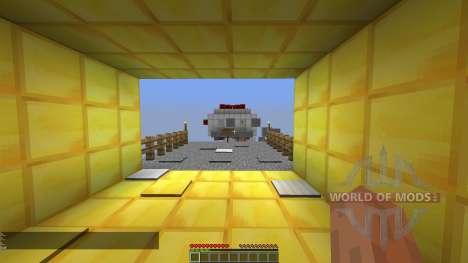 Creeper Run для Minecraft