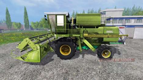 Дон-1500А для Farming Simulator 2015
