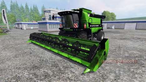 Deutz-Fahr 7545 RTS v1.2 для Farming Simulator 2015