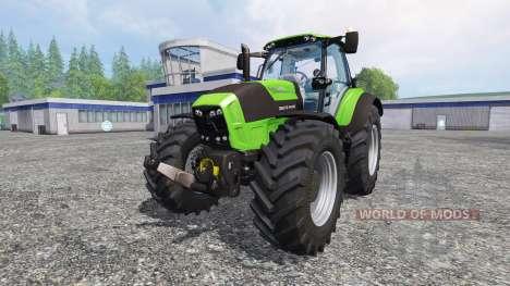 Deutz-Fahr Agrotron 7210 TTV для Farming Simulator 2015