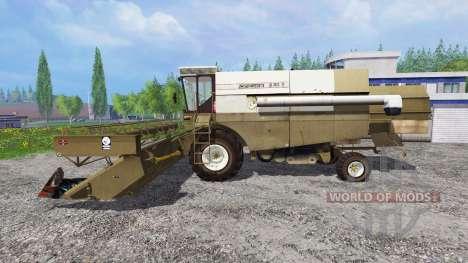 Fortschritt E 516 B для Farming Simulator 2015