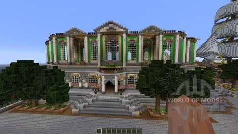 Ithea Puerto San Padre для Minecraft