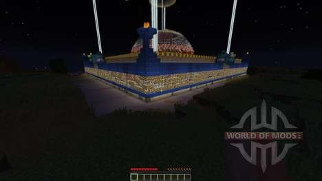 Server Spawn для Minecraft