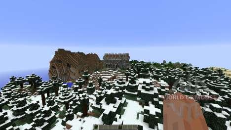 Minecraft Timelapse для Minecraft