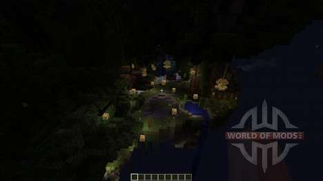 Asri для Minecraft