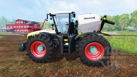 CLAAS Xerion 4500 v1.5 для Farming Simulator 2015
