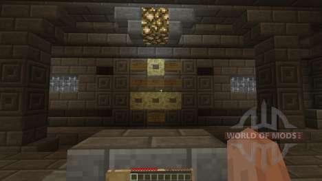 Minotaurus the Mini-game для Minecraft